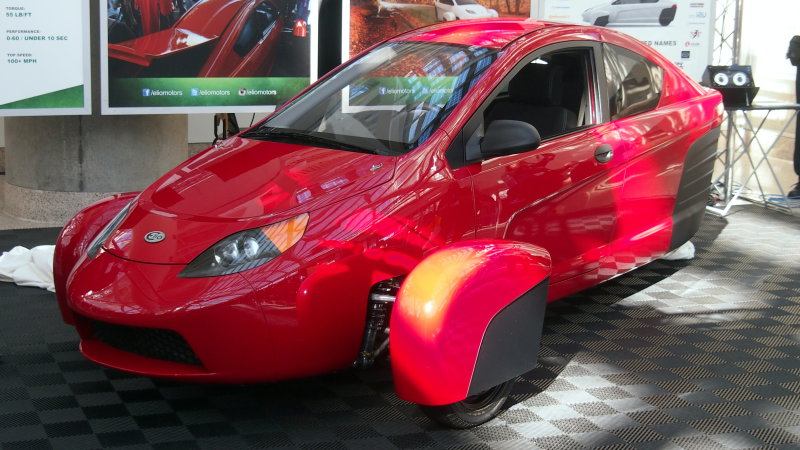 No, the feds are not rewriting the rules to hurt Elio Motors thumbnail