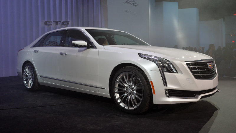 Why GM will import the Cadillac CT6 PHEV from China thumbnail