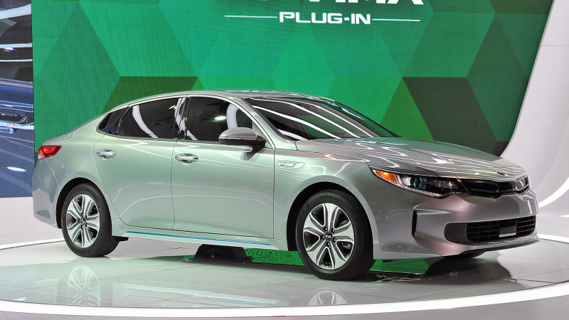 The Kia Optima is now available as a plug-in hybrid thumbnail