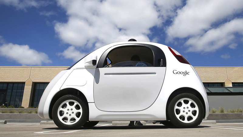 Google's self-driving car project is on a hiring spree thumbnail