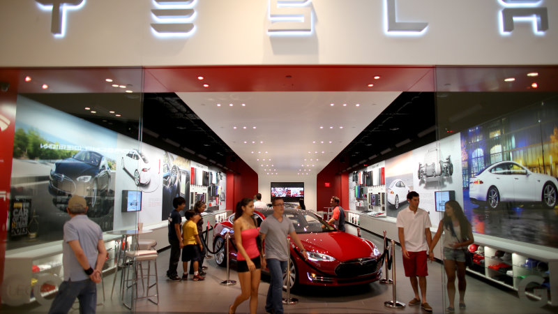 Tesla applies for Michigan dealership license in unusual move thumbnail