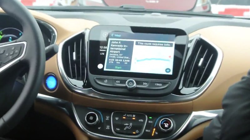 Recharge Wrap-up: Chevy Volt CarPlay video, Tesla Supercharger importance thumbnail