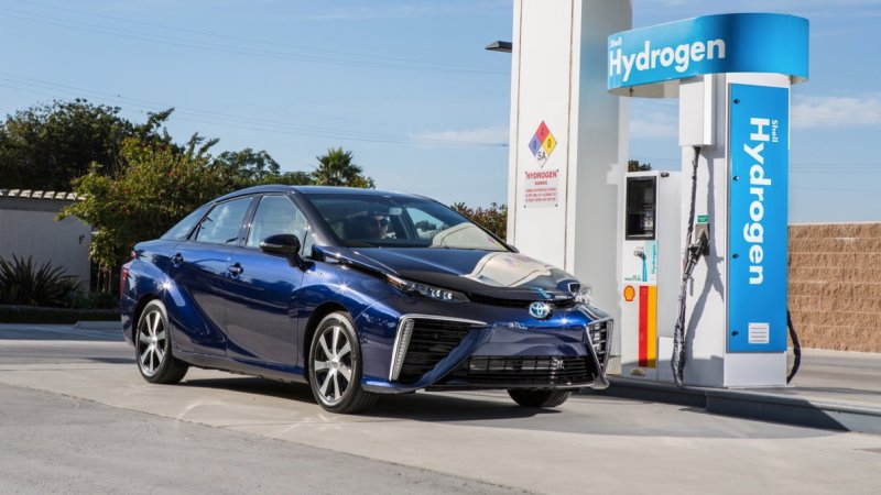 Digging deep, UMTRI compares overall efficiency of hydrogen to EVs thumbnail