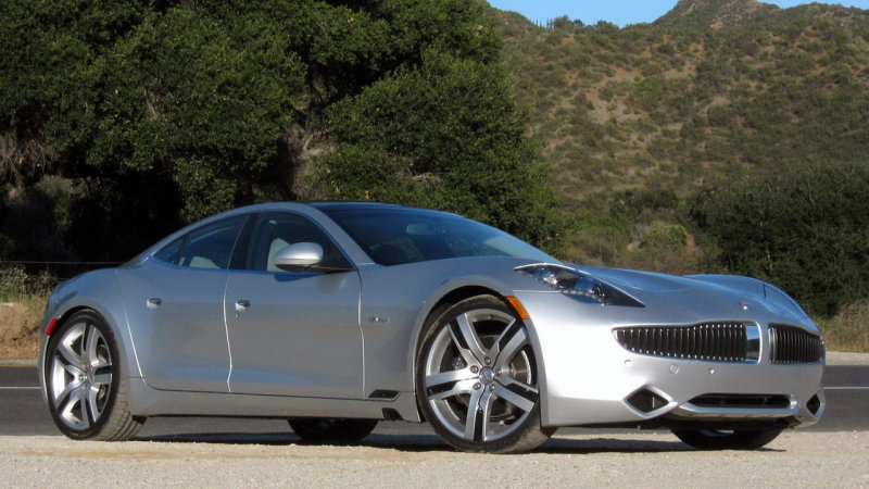 New Fisker Karma will be pretty familiar thumbnail