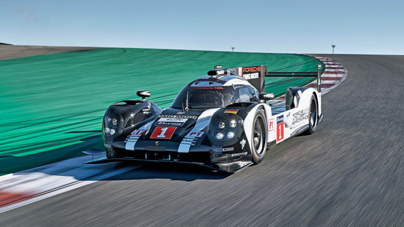 2016 Porsche 919 Hybrid sharpens up to defend its titles thumbnail
