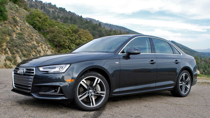 Audi A4 TDI plans scrapped for the US thumbnail