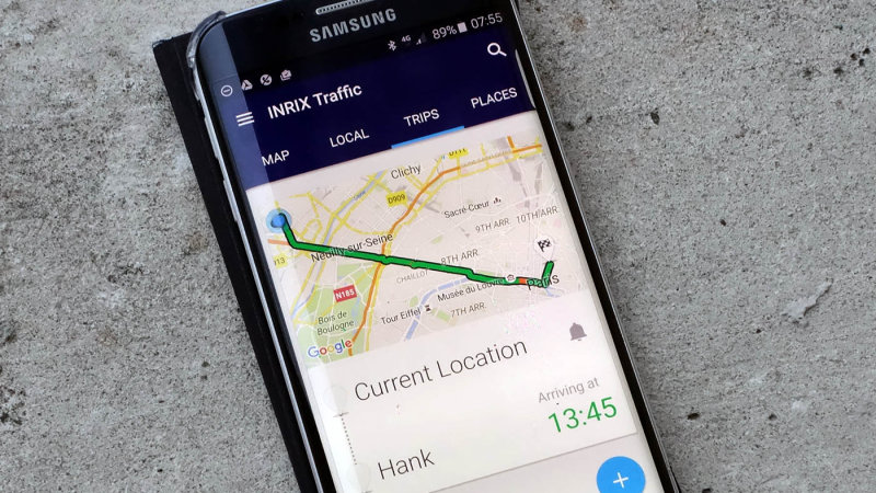 Inrix Traffic app uses AI to learn your driving habits thumbnail