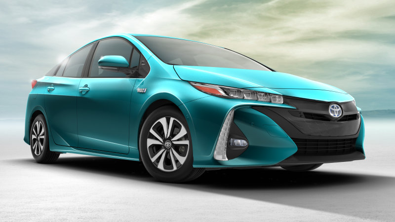 The Toyota Prius Prime is the way it is because people complained thumbnail