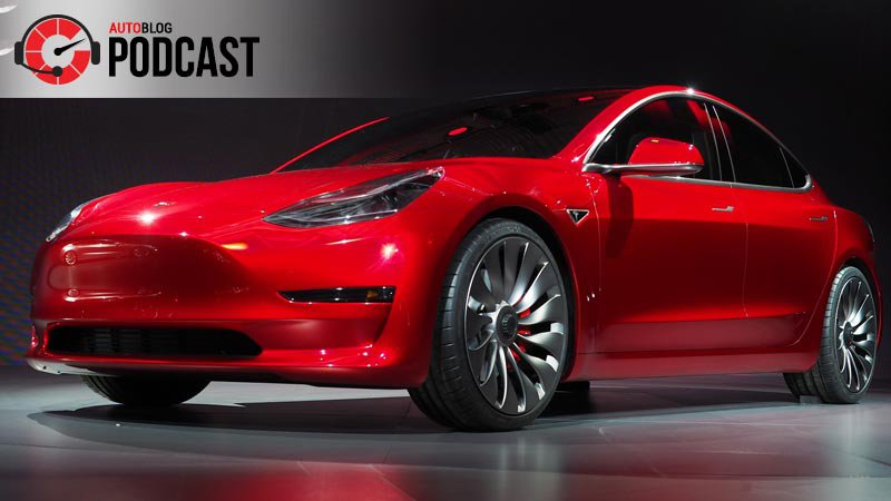 Tesla Model 3, Ford In Mexico, French Return | Autoblog Podcast #473 thumbnail