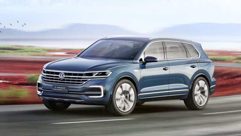 Volkswagen T-Prime Concept GTE is PHEV taste of things to come thumbnail