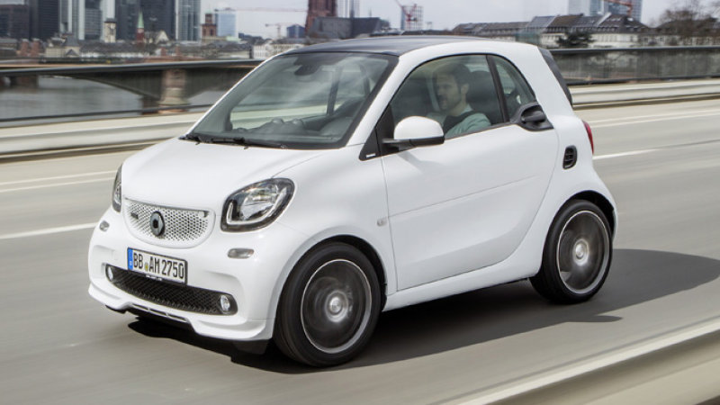 Brabus Smart range tuned all the way to 107 hp thumbnail
