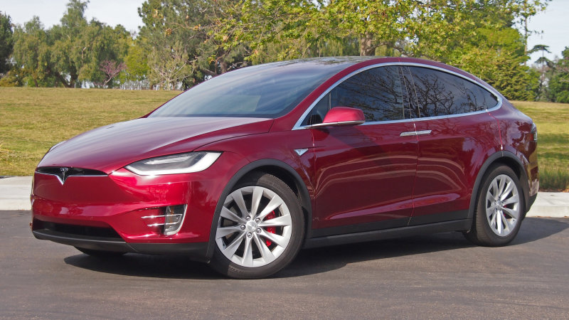 Ford pays $55,000 markup for Tesla Model X thumbnail