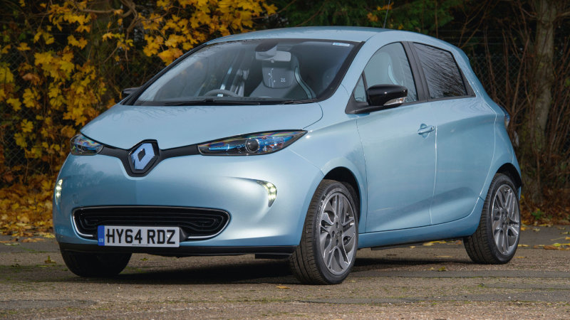 High-performance Renault Zoe on hold after tremendous range losses thumbnail
