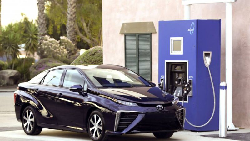 FirstElement will hit late-2015 hydrogen station goal by early '17 thumbnail