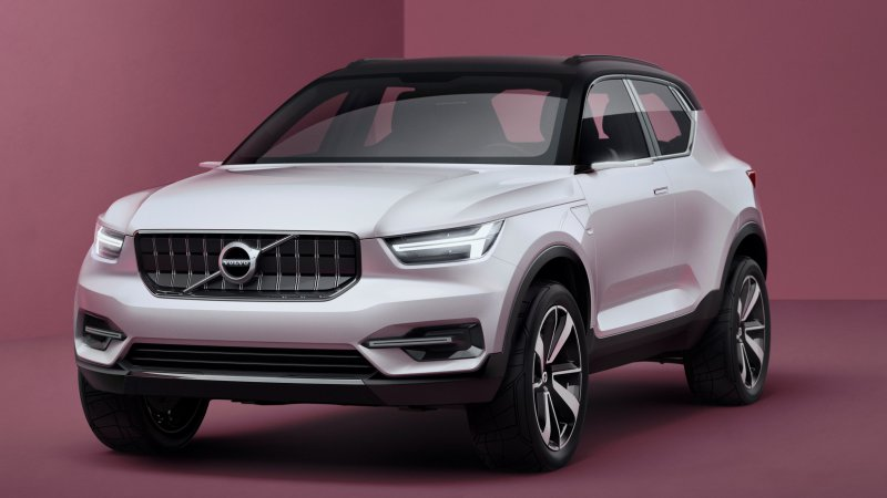 Volvo's new concepts look amazing, preview future compacts thumbnail