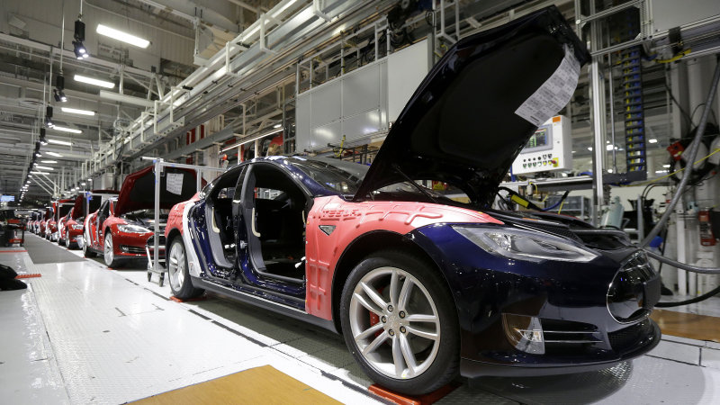 With Model 3, Tesla will approach manufacturing in a new way thumbnail