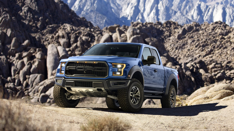 2017 Ford F-150 gets new EcoBoost engine, 10-speed automatic thumbnail