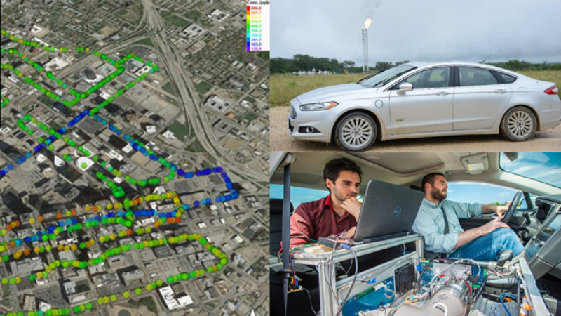 University of North Texas builds drug-sniffing Ford Fusion PHEV thumbnail