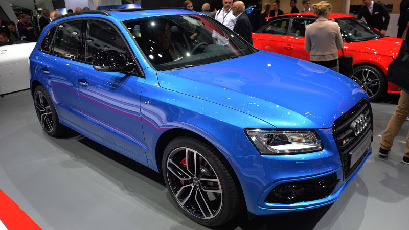 2018 Audi SQ5 will use 48-volt electric supercharger thumbnail