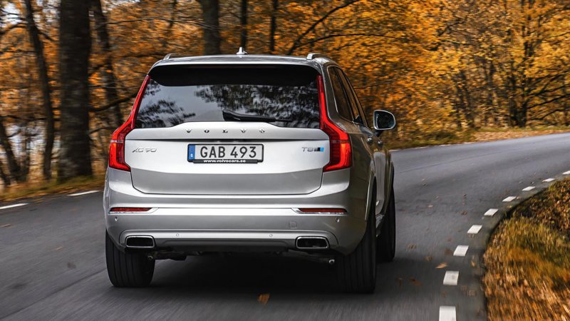 Polestar's optimized XC90 T8 is the most powerful Volvo yet thumbnail