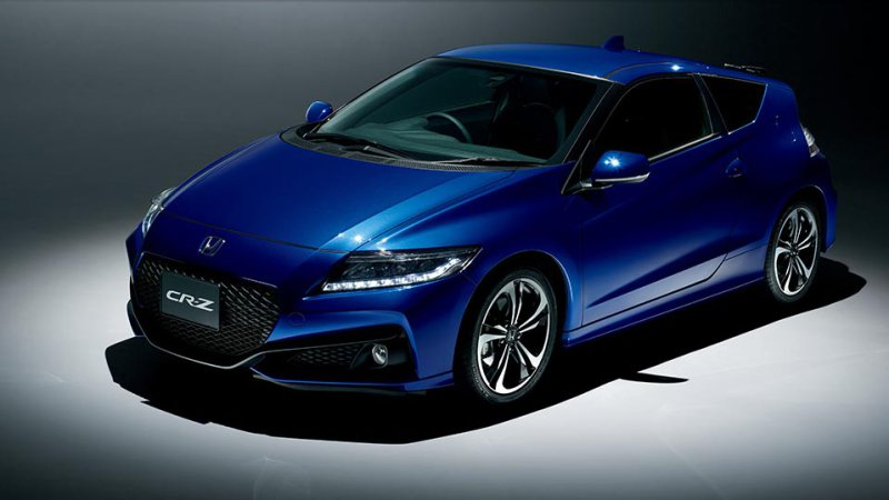 ​The Honda CR-Z is on the way out, at least in Japan thumbnail