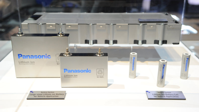 With VW running from diesel, Panasonic may get an electric boost thumbnail