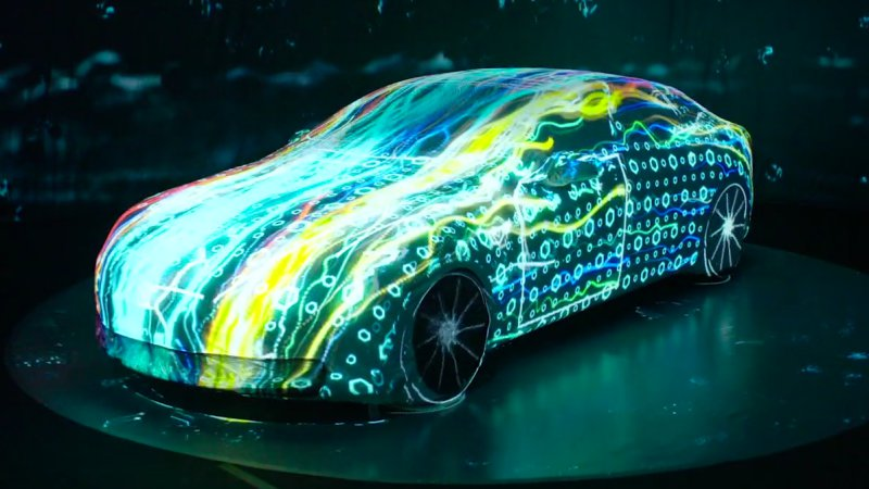 Recharge Wrap-up: Tesla projection mapping video, Ford Focus Electric recall thumbnail
