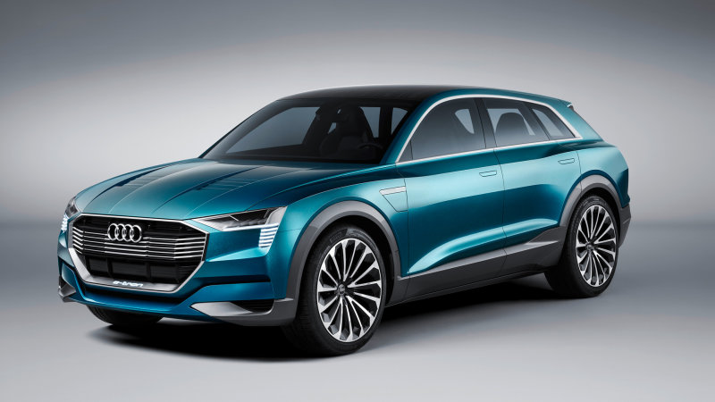 Audi diverting a third of R&D budget to electrification thumbnail