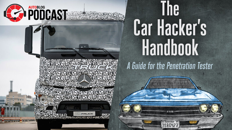 Mercedes Urban eTruck, The Car Hacker's Handbook | Autoblog Podcast #482 thumbnail