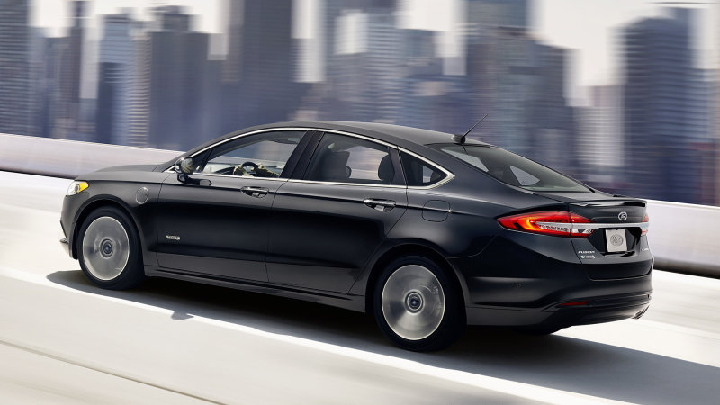 Ford Fusion Hybrid sales jump by a third in LA in June thumbnail