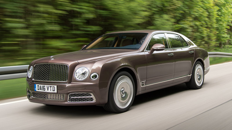 The next Bentley Mulsanne could go all-electric thumbnail
