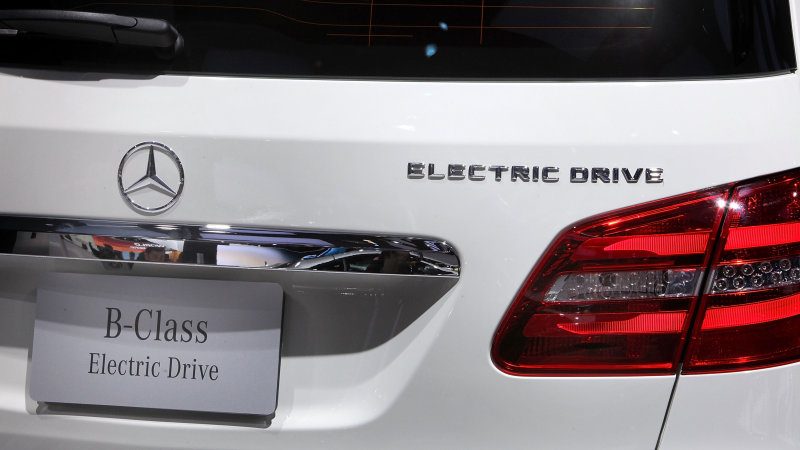 Mercedes-Benz working on electric cars under new sub-brand thumbnail