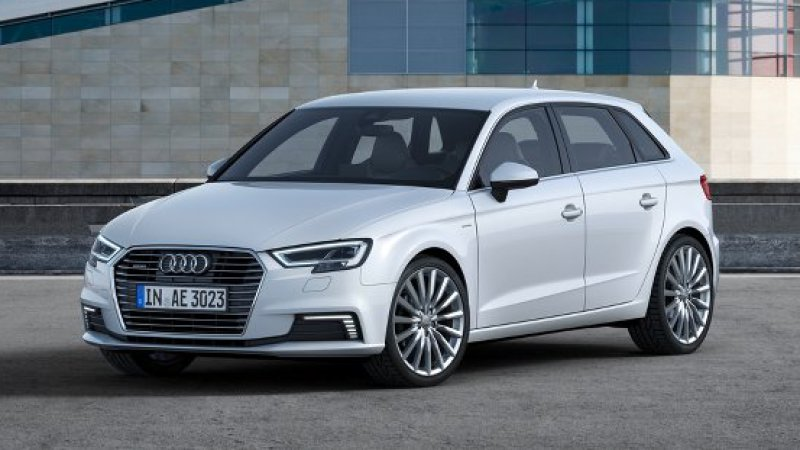 Audi says 13% of A3 sales are E-Tron plug-in hybrids thumbnail