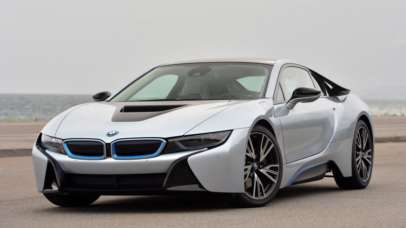 The Next BMW I8 Will Make 750 Hp From Three Motors And Have A 300 Mile Range