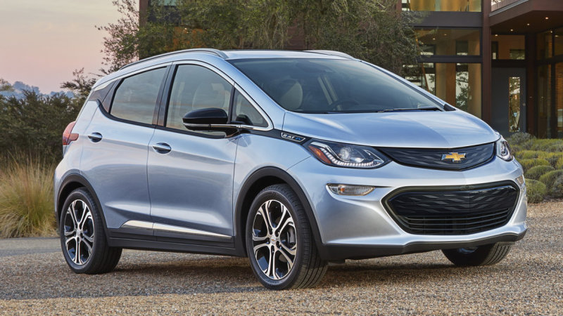 Chevy Bolt and Volt names look and sound the same in Korean thumbnail