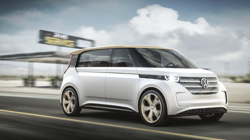Volkswagen will use three platforms for its 30 new EVs thumbnail