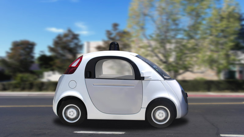 US government outlines policy on self-driving cars thumbnail