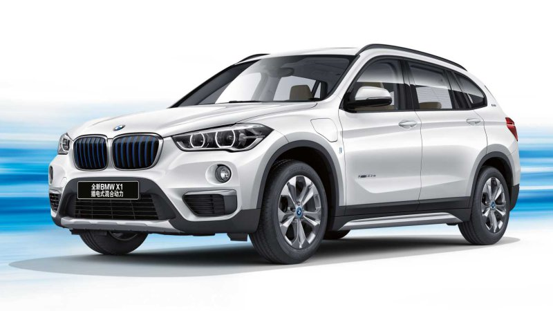 BMW just launched a new plug-in hybrid CUV, but only for China thumbnail