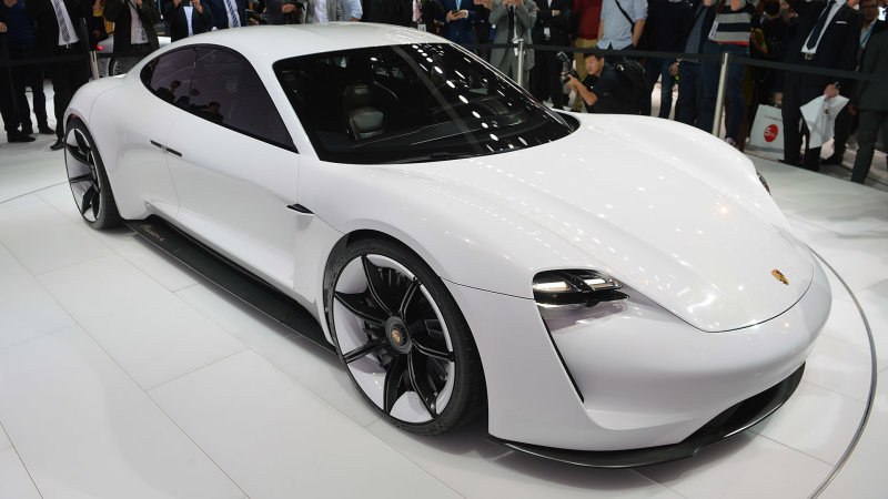 Recharge Wrap-up: Porsche Mission E charging for Tesla, net zero energy Toyota dealership thumbnail