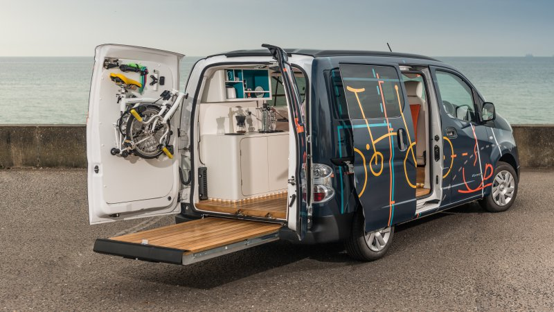 Recharge Wrap-up: Nissan e-NV200 Workspace, Audi Shared Fleet pilot in NC thumbnail