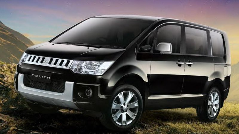 Nissan should kill the Quest and bring the Mitsubishi Delica D:5 to America thumbnail