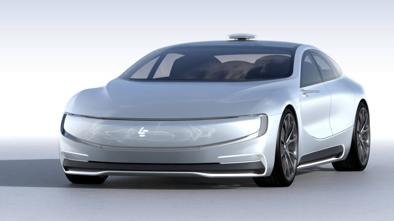 Transformers, China, and electric vehicles: LeEco moves forward with its autonomous LeSee Pro thumbnail