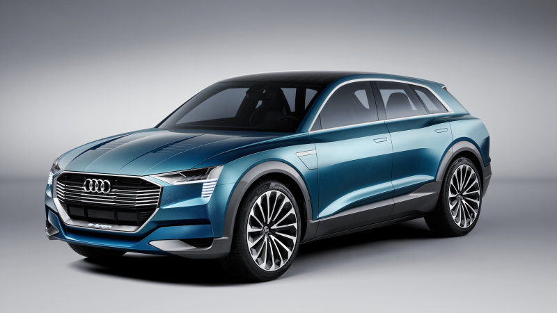 Why Audi is staking its future on electric SUVs thumbnail