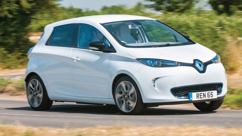 Renault will test self-driving Zoe EV in China thumbnail