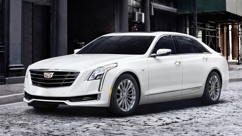 2017 Cadillac CT6 Plug-in Hybrid is the most efficient and torquey CT6 of all thumbnail