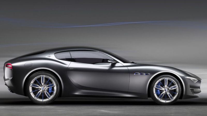 Maserati's electric Alfieri two-seater coming in 2020 thumbnail