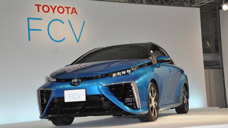 Toyota forms in-house think-tank for EV development thumbnail