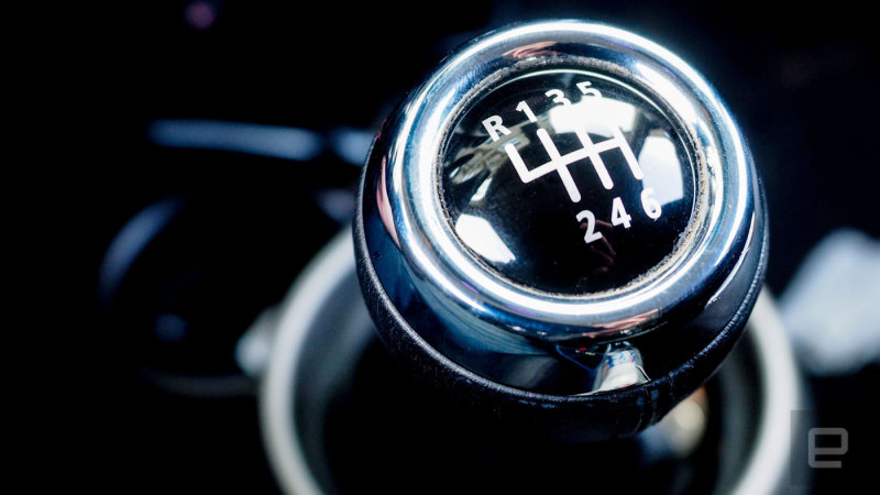The slow death of the manual transmission thumbnail