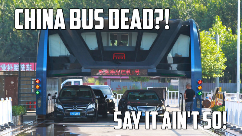 Futuristic Chinese bus concept looks to be dead thumbnail