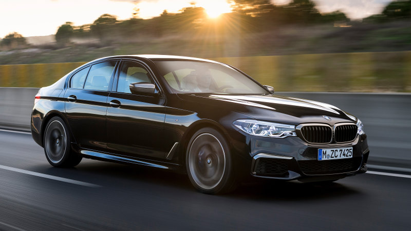 BMW expands 5 Series range with M550i xDrive and 530e iPerformance thumbnail